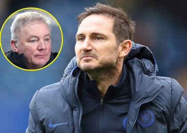 Frank Lampard to Celtic dismissed by Rangers legend Ally McCoist who insists sacked Chelsea boss will probably be aiming greater than Scottish Premiership