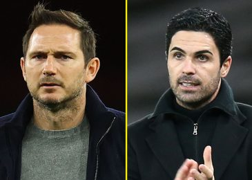 Frank Lampard second favorite to lose job subsequent as Chelsea wrestle, strain eases on Mikel Arteta at Arsenal