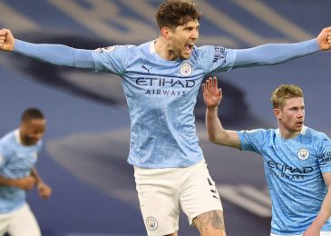 John Stones scores first two objectives for Man City as Kevin De Bruyne hits help landmark in thumping victory over Crystal Palace