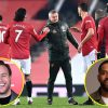 Olly Murs tells Hugh Woozencroft to 'cease with the negativity' about Manchester United in hilarious name