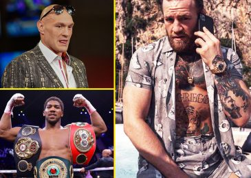 Conor McGregor is the UFC king whose superstardom is just matched by Forbes 'rivals' Cristiano Ronaldo, Lionel Messi, Lewis Hamilton and Anthony Joshua