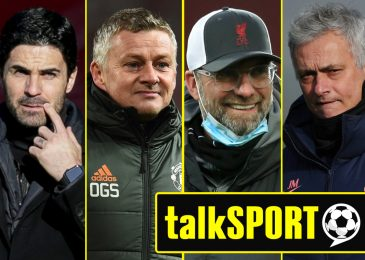 Crystal Palace vs West Ham kicks off our bumper protection on talkSPORT whereas Tottenham vs Liverpool closes the present