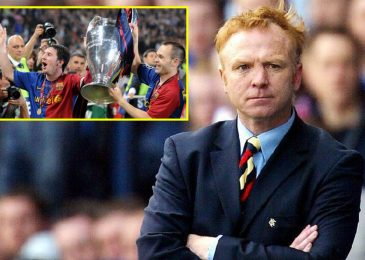 Rangers nearly took Lionel Messi to Ibrox because of Soccer Supervisor, practically ended up with Andres Iniesta, however the Barcelona celebrity later branded them 'anti-football'