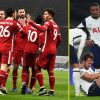 Harry Kane injured and VAR concerned twice as Liverpool finish objective drought with beautiful win over Tottenham
