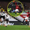 Paul Pogba stunner sees Manchester United regain prime spot at Fulham as they equal membership file of 17 unbeaten Premier League away matches