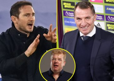 Brendan Rodgers is a 'good match' to switch Frank Lampard at Chelsea and will go away Leicester the identical means he give up Celtic