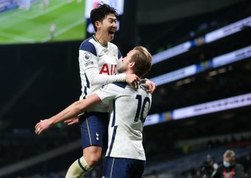 Get Harry Kane to help Son at 60/1 with William Hill particular
