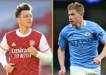 'Mesut Ozil NOT amongst high 20 Premier League gamers', however outgoing Arsenal man is voted a greater playmaker than Kevin De Bruyne and Andres Iniesta
