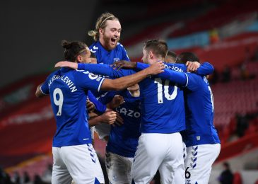 Group information, match stats and easy methods to watch Premier League conflict as Toffees eye European locations