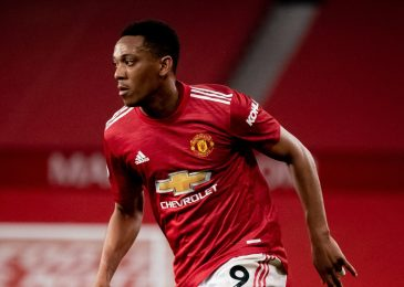Manchester United striker Anthony Martial accused of 'not loving the sport' and having 'completely different priorities' as he is benched at Chelsea