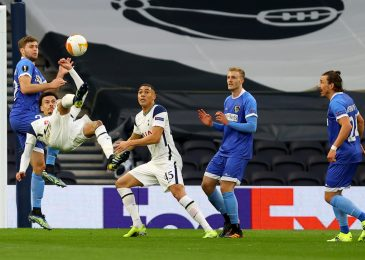 Alli nets stunner as Tottenham thrash Wolfsberger, Liverpool Jota enhance however Henderson blow, Solskjaer on Haaland relationship, Xhaka on Arsenal abuse, Champions League LIVE