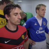 Manchester United legend Gary Neville was ice chilly within the tunnel, snubbed brother Phil and Peter Schmeichel, and refused to be bullied by Arsenal captain Patrick Vieira