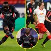 Liverpool cease rot and get enormous benefit in Champions League tie as RB Leipzig's 'terrible defending' is slammed