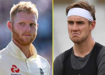 Ben Stokes displays on dropping 'offended' Stuart Broad final summer season and why he favored England bowler's public outburst