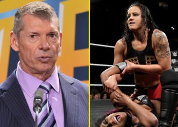 Shayna Baszler says Vince McMahon advised her he 'hated' one in every of her matches on RAW and compelled her to do it once more