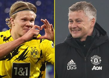 Manchester United boss Ole Gunnar Solskjaer makes Erling Haaland revelation as agent Mino Raiola claims solely 4 Premier League golf equipment can afford to signal Borussia Dortmund star