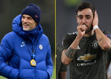 Thomas Tuchel reveals he tried to signal Bruno Fernandes for PSG as he hails 'excellent' Manchester United midfielder as amongst greatest on the earth