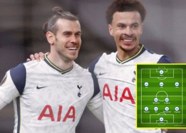 Gareth Bale and Dele Alli set to start out for Tottenham alongside Harry Kane and Heung-Min Son as Tottenham look to get prime 4 bid again on monitor in opposition to Burnley