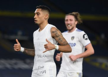 Leeds see Raphinha 'enjoying massive half' in membership's future amid Liverpool and Manchester United switch curiosity, and winger would 'not look misplaced' at high Premier League membership
