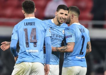 Confirmed groups, match stats, TV Channel and find out how to watch Premier League match as City look to increase profitable run