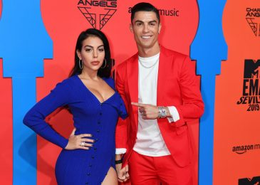 Juventus ace Cristiano Ronaldo banned from cooking and altering mild bulbs in luxurious Turin villa by girlfriend Georgina Rodriguez