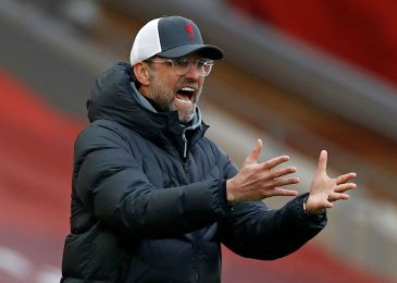 Liverpool are in 'disaster' and 'Jurgen Klopp isn't doing his job correctly' as Reds undergo sixth successive Anfield defeat