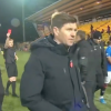 Rangers boss Steven Gerrard SENT OFF at half-time of Livingston conflict after livid confronting referee over Alfredo Morelos choice