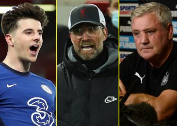 Newcastle boss Steve Bruce rages at Matt Ritchie row leak, Jurgen Klopp criticised after one other Liverpool defeat, Mason Mount 'a future Chelsea captain' – soccer information LIVE