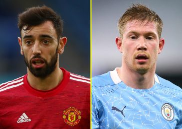 Bruno Fernandes vs Kevin De Bruyne debate settled, however Manchester United talisman 'wants extra assist' from teammates, says Louis Saha
