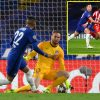 Havertz, Werner and Ziyech mix for Chelsea objective in convincing win over Atletico Madrid as Azpilicueta 'fortunate to not concede penalty and be despatched off'