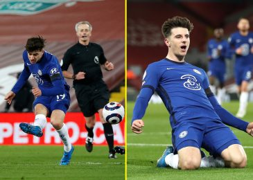 Chelsea star Mason Mount hits stunner to inflict FIFTH consecutive Anfield defeat on Liverpool for first time in historical past and put Champions League hopes in jeopardy