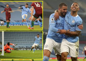 Manchester City earn 21st victory in all competitions by demolishing Wolves on the Etihad as they transfer 15 factors away from rivals Manchester United