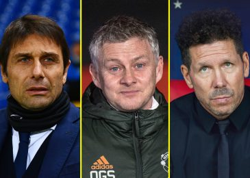 Antonio Conte or Diego Simeone would do a greater job than Ole Gunnar Solskjaer and win Premier League at Manchester United