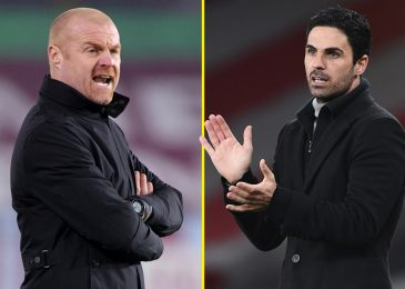 Mikel Arteta's males look to seek out European spots