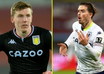 Jack Grealish is first participant Matt Targett appears for as Aston Villa star eyes European soccer for 'large membership' subsequent season