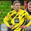 Erling Haaland main the assault, a Liverpool goal at centre-back, and canopy for Aaron Wan-Bissaka