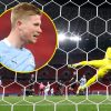 Kevin De Bruyne scores rocket as Man City coast by way of to Champions League quarter-finals by beating Borussia Monchengladbach