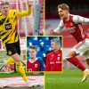 From Arsenal teen Martin Odegaard to Manchester United goal Erling Haaland