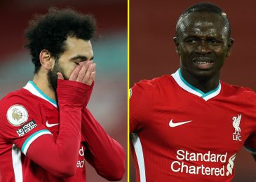 Liverpool duo Sadio Mane and Mohamed Salah have 'relationship drawback' as early substitution 'damage' Egypt star's pleasure vs Chelsea