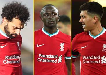 It's 'INEVITABLE' one among Mohamed Salah, Sadio Mane or Roberto Firmino will go away Liverpool this summer time switch window, talkSPORT informed