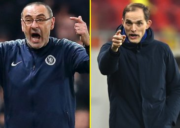 Chelsea beneath Tuchel is 'German Sarriball', 'Antonio Rudiger is like Jorginho's son'