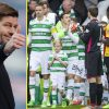 Celtic giving Rangers a guard of honour for 55th title win can be a 'shock', however former Scotland worldwide insists Steven Gerrard's males deserve the 'respect'