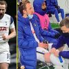 Jose Mourinho 'hopes' Harry Kane might be match for north London derby after Tottenham star's newest harm scare, with 'ridiculous finisher' hailed for Europa League heroics