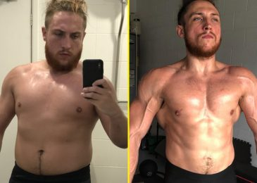 WWE star Pete Dunne has undergone of essentially the most spectacular physique transformations you may ever see