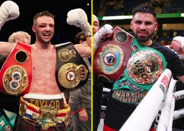UK followers given actual hope to attend Josh Taylor vs Jose Ramirez as Scot campaigns for his supporters to attend 'dream struggle'
