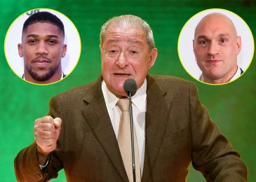 'I am not satisfied Anthony Joshua is an elite heavyweight'