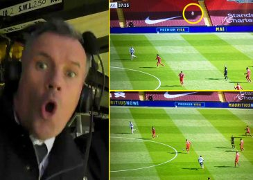 'Ohh wow' – Jamie Carragher shocked by contact from Roberto Firmino throughout Liverpool vs Aston Villa, however not all followers are that impressed