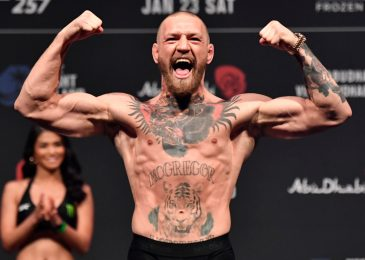 Conor McGregor says Dustin Poirier loss has 'awoken a beast' with UFC celebrity 'very, very assured' of victory on July 10