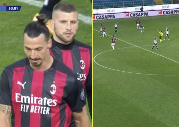 Zlatan Ibrahimovic receives first Serie A crimson card in Serie A in 3353 days after INSULTING referee throughout Parma conflict
