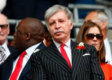 Arsenal 'settle for mediocrity' and Stan Kroenke 'doesn't actually care about their success', says Simon Jordan, who believes Gunners proprietor was main participant behind European Tremendous League